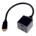 CABLE HDMI A 2 HDMI - Splitter