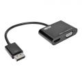 ADAPTADOR DISPLAYPORT A HDMI Y  VGA