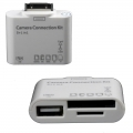 ADAPTADOR IPAD A USB-SD