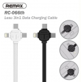 Cable USB A USB MICRO/ TIPOC / IPHONE