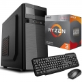 CPU I-MAG AMD RYZEN 3 3200 + 8GB + 1TB