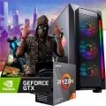 CPU I-MAG GAMER AMD RYZEN 3 3100 + 8GB + SSD 240GB + VIDEO GTX 750 2GB DDR5