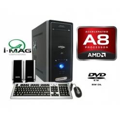 CPU I-MAG AMD A8 9600