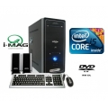 CPU I-MAG INTEL CORE I5 + 8GB + HDD 1TB