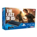 PLAY STATION 3 + Game pad + The last of us