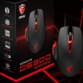 Mouse Gamer USB MSI Interceptor DS300