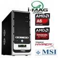 CPU I-MAG AMD APU A6 7480