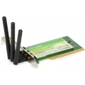 Placa de Red PCI Wireless 300Mbps TL-WN951N