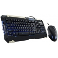 Combo Teclado + Mouse GAMER USB Thermaltake COMMANDER GEAR